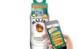Malibu Rum Launches Connected Bottles To Deliver Consumer Content | Public Relations & Social Media Insight | Scoop.it