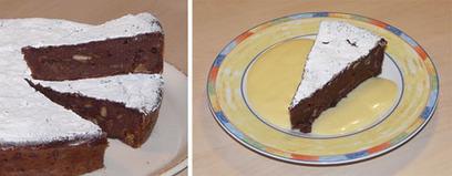 Recette de pudding nature, chocolat, ou aux pommes, avec du vieux pain | Mes 2 mains débutent | Scoop.it