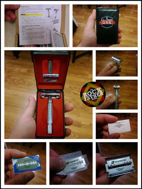Review: MicroTouch One Classic Safety Razor - The Rock Father | The Wet Shave | Scoop.it