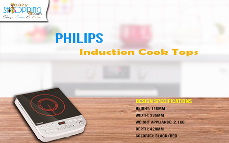 Ezyshopping4u - Philips Induction Cooker | Online Shopping with Eazyshopping4u.com | Scoop.it