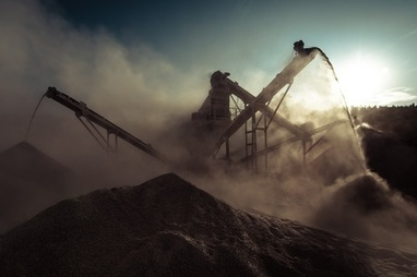 Cutting Through the Cloud of Contention Over the New Silica Dust Rule | Construction Information | Scoop.it