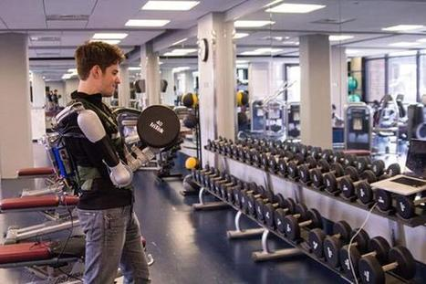 UPenn's TitanArm exoskeleton prototype makes light work of heavy lifting (video) | Assistive Technology for Education & Employment | Scoop.it