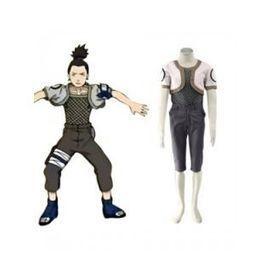 Naruto Nara Shikamaru First Generation Cosplay Costume -- CosplayDeal.com | Naruto Cosplay | Scoop.it