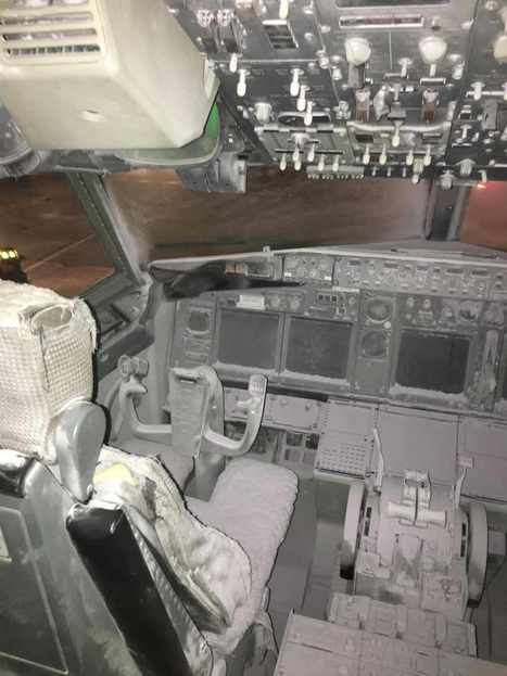 Delta cockpit fire 01-NOV-2016 Boeing 737-832 (WL) N395DN | Aviation Loss Log from GBJ | Scoop.it