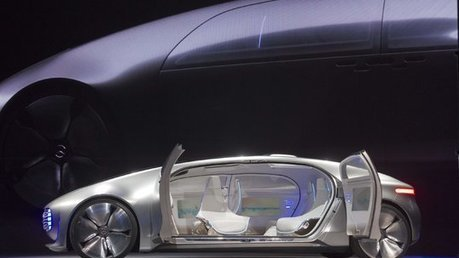 Video Feature: Inside the F 015, Mercedes's Self-Driving Car | Tech Ethics | Scoop.it