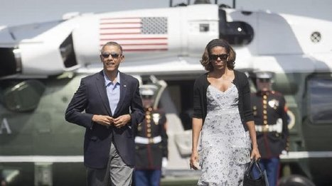 Obama-Biden vacation tab reaches $40 million --- $2.9 million alone for two Obama 2014 golf outings | WashingtonExaminer.com | Xposing Government Corruption in all it's forms | Scoop.it
