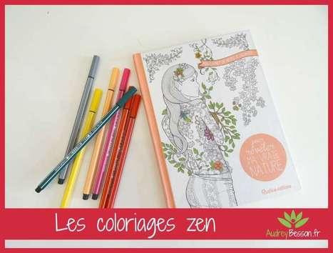Les coloriages zen | Détente et bien être | Scoop.it