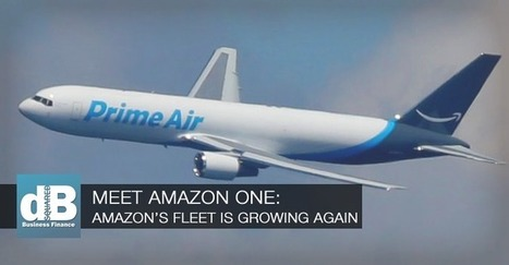It's a Bird it's a Plane, No it's Amazon's Transportation Fleet Growing Again | Small Business Marketing Ideas | Scoop.it