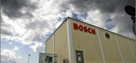 Bosch a augmenté ses ventes de 8,8% l'an dernier et recruté 20.000 personnes | Automobile | Scoop.it