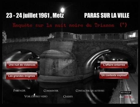 23-24 juillet 1961 : la ratonnade sanglante de Metz | L'actualité du webdocumentaire | Scoop.it