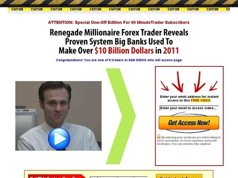 The Forex Trading Apprentice 2012 Limited Edition - Daily Scam Review | Forex | Scoop.it