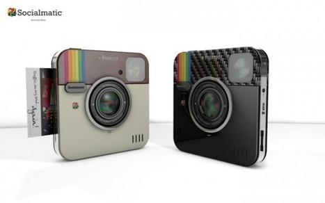 Polaroid Socialmatic : la fausse bonne idée – Lense.fr | Un peu de tout et de rien ... | Scoop.it