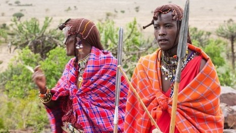 16 Fascinating African Tribal Traditions - AFKInsider | AP HUMAN GEOGRAPHY DIGITAL  STUDY: MIKE BUSARELLO | Scoop.it