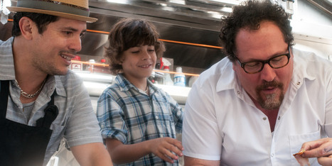 'Chef' Review Claims Jon Favreau Stirs Appetite - Huffington Post | Chef Solutions | Scoop.it