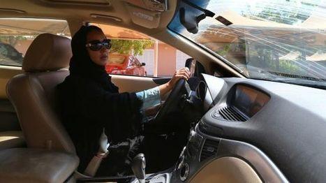 KSA court upholds female driver ruling   Girls of Riyadh   Scoop.it