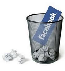 Comment supprimer votre compte Facebook? | Tendances, technologies, médias & réseaux sociaux : usages, évolution, statistiques | Scoop.it
