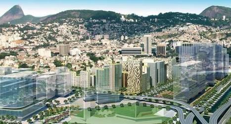 Neighborhood Check: Rio de Janeiro's Porto Maravilha | Artinfo | Urban planning and megaevents: Rio x JO x World Cup | Scoop.it