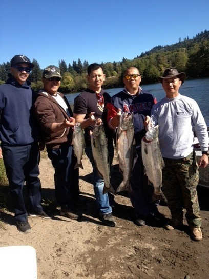 Angling on the Columbia River | Fishing | Scoop.it