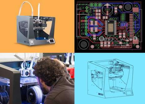 Build your own 3D printer thanks to BCN3D Technologies! | 3D Virtual-Real Worlds: Ed Tech | Scoop.it