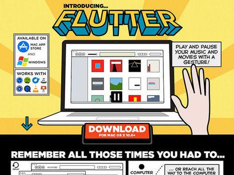 Flutter : contrôler iTunes, Spotify, VLC, QuickTime et bien d'autres ... | Radio 2.0 (En & Fr) | Scoop.it