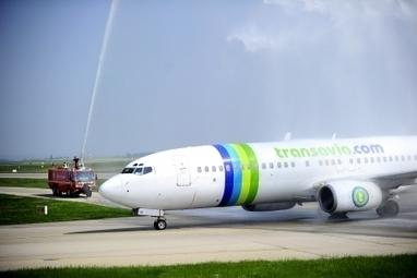 Avec l'arrivée d'un Boeing 737 pour Transavia, le groupe Air France termine sa mue à Lyon-Saint Exupéry - L'article du jour - Lyon Entreprises | AFFRETEMENT AERIEN KEVELAIR | Scoop.it