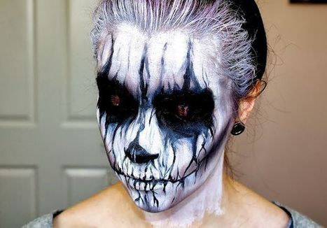 Halloween Makeup Tutorials | Halloween Makeup | Scoop.it