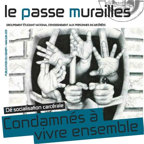Passe-murailles n°30 | GENEPI | 9m² | Scoop.it