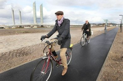 Bordeaux : 4e ville mondiale pour les cyclistes, selon une étude danoise | Le vélo rigolo | Scoop.it