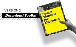 Design Thinking for Educators | The Toolkit | Scoop.it