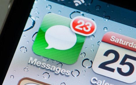 A Brief History of Text Messaging | Technoculture | Scoop.it