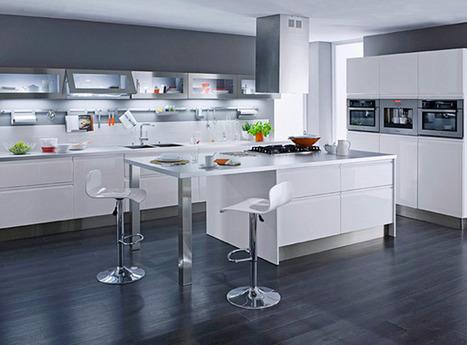 Dix modèles de cuisines design pas chères   Inspiration cuisine   L'essentiel de la cuisine aménagée   FoodingFrenzy   Scoop.it