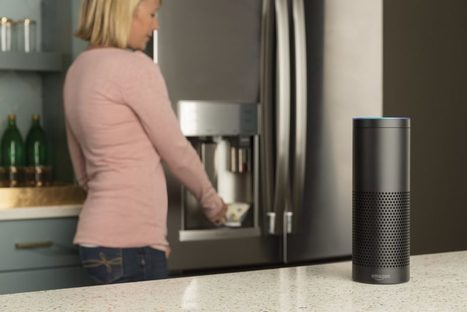 Alexa now talks to General Electricappliances - ?Venturebeat | Smart Home & Connected Things | Scoop.it