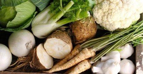 Verdure bianche: cipolle, patate e cavolfiori per un'alimentazione a tutta salute | Alimentazione Naturale Vegetariana | Scoop.it
