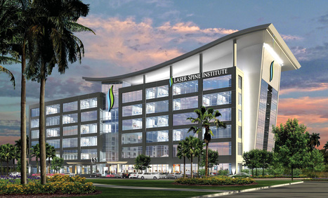 Laser Spine Institute to Build New Corporate Headquarters, Ambulatory Surgery Center in Tampa | Business Wire | Human Centered Environments | Scoop.it
