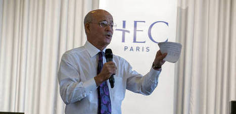 "HEC4Climate: ""We are heading towards a smart green digital economy"" Jeremy Rifkin 