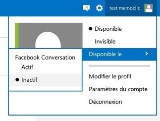 Outlook.com : gérez vos paramètres de confidentialité Facebook | Time to Learn | Scoop.it