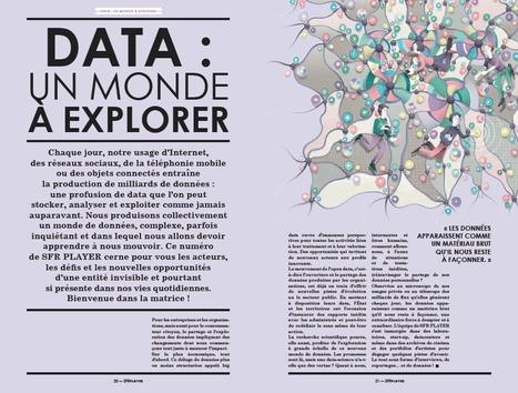 Data : un monde à explorer (dossier à lire) | health and news | Scoop.it