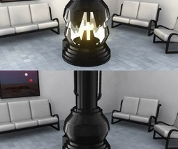 Darth Vader Meditation Chamber Fireplace, the Force is Warm with ...   Don´t worry, be happy   Scoop.it