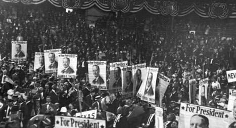 1924: The Wildest Convention in U.S. History   Ola AP US Government & Politics   Scoop.it