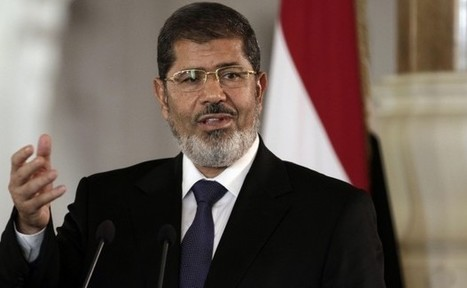 Mursi in Secret Talks with Opposition | Égypte-actualités | Scoop.it