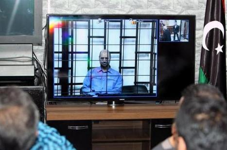 Saif al-Islam appears before Libya court #Saif #Libya #ICC #FreeSaif #Justice | Saif al Islam | Scoop.it