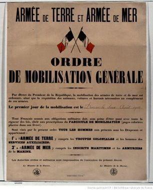 Réméréville : du 1 au 7 août 1914 - généalogie et histoires lorraines   Auprès de nos Racines - Généalogie   Scoop.it