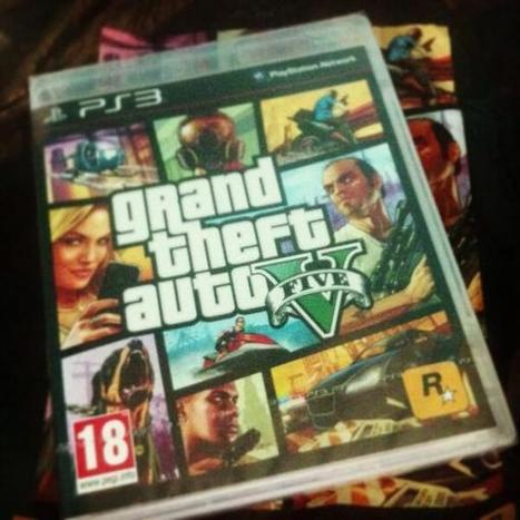 Twitter / _MoMed: That's my week sorted! #GTAV ... | FIFTI1 | Scoop.it
