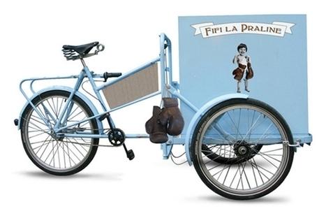 Après le food-truck, le food-bike ? - Radins.com | triporteur | Scoop.it