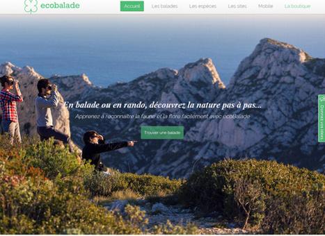 EcoBalade : une appli pour mettre en valeur l'écosystème des territoires ! | Voyager autrement | Scoop.it
