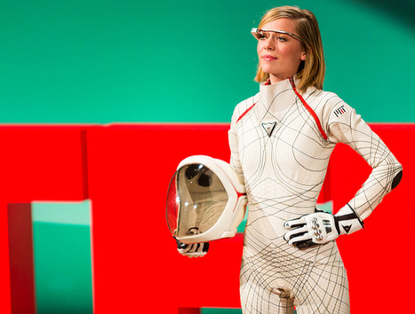 This Spacesuit for Exploring Mars Is a Form-Fitting Math Problem   Wired Design   Wired.com   Intriging in Textiles   Scoop.it