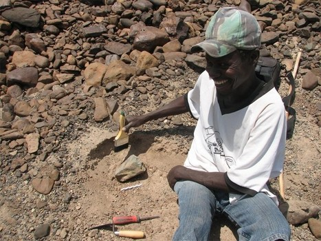 Scientists announce the discovery of the World's oldest stone tools | Aux origines | Scoop.it