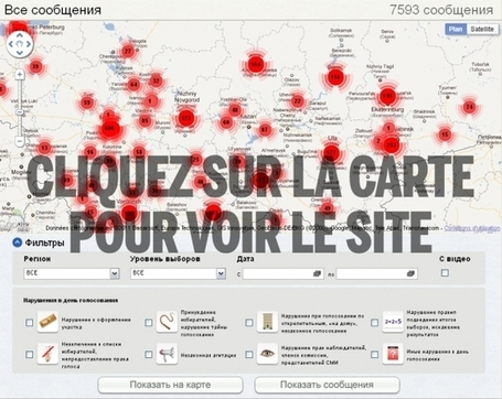Cartographier pour dénoncer, raconter, protester. | Nuevas Geografías | Scoop.it