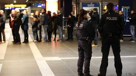 Europe terrorism measures stepped up | Kent News and News in England and the South East of England | Scoop.it