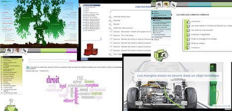 Scénarisation pédagogique dans le contexte d'une plate-forme de formation avec exemples | | Cdistez vous | Scoop.it